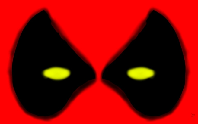 Deadpool Eyes